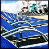 Photo taken at Carnival Freedom by Bryan J. on 4/15/2012
