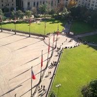 Photo taken at Plaza de la Constitución by Natalia L. on 6/18/2012