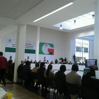 Photo taken at TESCI by Lupita G. on 2/3/2012
