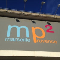 Photo taken at Marseille-Provence Airport (MRS) by Pierre-Marie B. on 7/6/2012