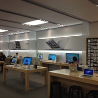 Photo taken at Apple Store, Old Orchard by Carol F. on 6/29/2012