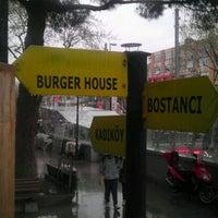 Photo taken at Burger House by Emir K. on 4/14/2012
