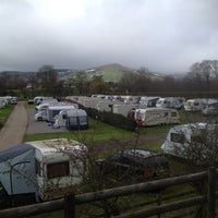 Photo taken at Laneside Caravan Park by Paul R. on 4/9/2012