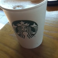 Photo taken at Starbucks by Angelica S. on 6/13/2012