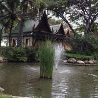 Photo taken at Hyatt Regency Hua Hin by 407beam_ on 4/16/2012