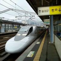 Photo taken at Shin-Shimonoseki Station by takoyaki on 3/18/2012
