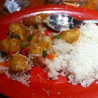 Photo taken at Pei Wei by Nicole K. on 5/28/2012