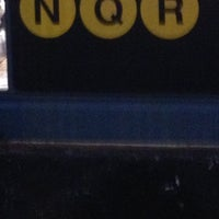 Photo taken at MTA Subway - N Train by Darius S. on 7/21/2012