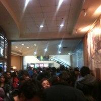 Photo taken at Cinemark by Alejandro G. on 6/30/2012