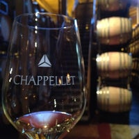 Photo taken at Chappellet Winery by Peter F. on 8/12/2012