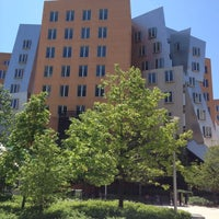 Photo taken at MIT Stata Center (Building 32) by Mark T. on 5/19/2012