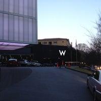 Photo taken at W Atlanta - Midtown by Scott J. on 3/10/2012
