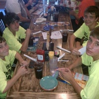 Photo taken at Hurricane Grill & Wings by Lisa M. on 6/3/2012