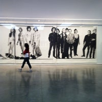 Photo taken at Gagosian Gallery 21 by Matthew A. on 5/19/2012