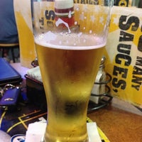 Photo taken at Buffalo Wild Wings by Matthew C. on 3/31/2012