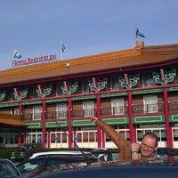 Photo taken at Hotel Breukelen by Anita M. on 3/24/2012