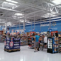 Photo taken at Walmart Supercenter by Supote M. on 6/17/2012