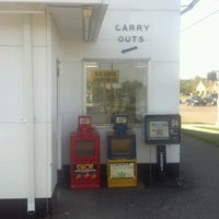Photo taken at Greene's Hamburgers by Jason G. on 6/8/2012