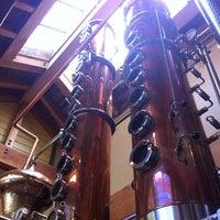 Photo taken at High West Distillery & Saloon by Shaun B. on 6/17/2012