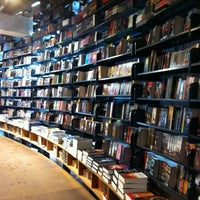 Photo taken at The American Book Center by J. Gonzales I. on 2/6/2012