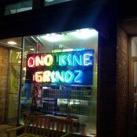 Photo taken at Ono Kine Grindz by Adam E. on 2/10/2012