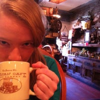 Photo taken at Julian Cafe & Bakery by Steve T. on 3/22/2012