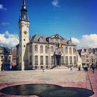 Photo taken at Grote Markt by Iris S. on 6/25/2012