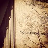 Photo taken at Von KleinSmid Center (VKC) by Logan M. on 2/4/2012