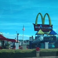 Photo taken at McDonald's by Dan W. B. on 8/5/2012