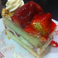 Photo taken at Patisserie Valerie by Zhixin T. on 2/15/2012