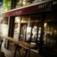 Photo taken at Pastis by Viktor on 6/28/2012