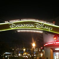 Photo taken at Downtown Disney District by Michael S. on 6/19/2012