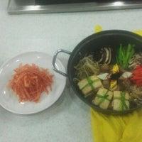 Photo taken at 생활관 조리실습실 by Yeon Jae C. on 5/11/2012