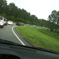 Photo taken at I-26 by Becky B. on 8/5/2012