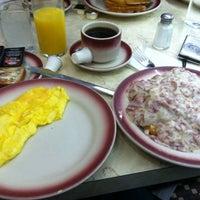 Photo taken at Tastee Diner by Carl B. on 3/11/2012