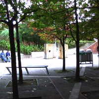 Photo taken at Pontificia Universidad Javeriana by Camilo L. on 7/17/2012