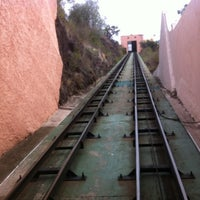 Photo taken at Funicular Panorámico by Jorge G. on 7/5/2012