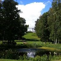 Photo taken at Hotel Haikko Manor Porvoo by Sade on 7/13/2012