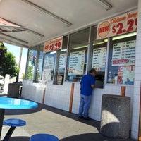 Photo taken at Burger Bar by ☆Joshua☆ H. on 7/19/2012