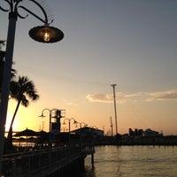 Photo taken at Kemah Boardwalk by Thao N. on 8/10/2012