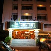 Photo taken at Hatyai Paradise & Resort Hotel by Air-Air M. on 6/3/2012