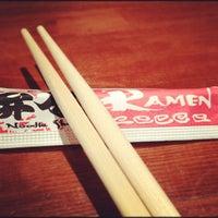 Photo taken at Benkei Ramen by Miso H. on 2/8/2012