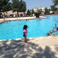 Photo taken at Colony Poolside by Nichole B. on 8/3/2012