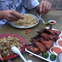 Photo taken at East Coast Lagoon Food Village by Mae L. on 6/3/2012