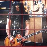 Photo taken at Guitar Center by manasaurawr on 2/23/2012