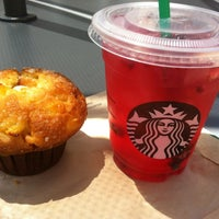 Photo taken at Starbucks by April C. on 7/13/2012