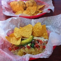 Photo taken at Surf Taco by Lindsay D. on 7/27/2012