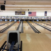 Photo taken at Waveland Bowl by aguilucho H. on 2/23/2012