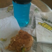 Photo taken at Subway by Shawn B. on 5/11/2012