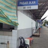 Photo taken at Pasar Ikan Jerudong ('',) by kazur r. on 3/19/2012